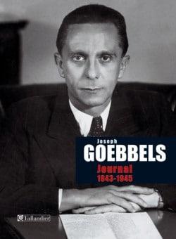 Journal de Joseph Goebbels 1943-1945