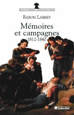 Mémoires et campagnes