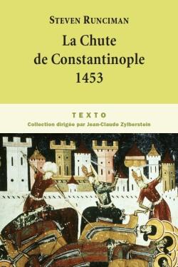 La Chute de Constantinople, 1453