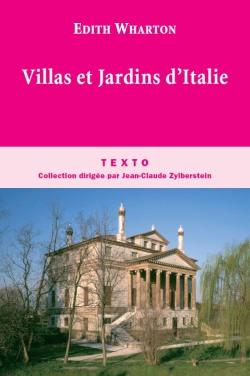 Villas et jardins d'Italie