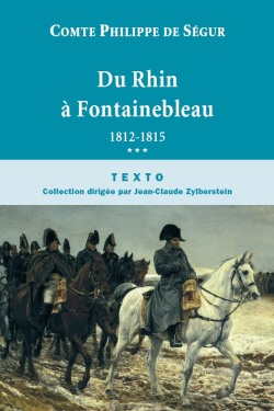 Du Rhin à Fontainebleau