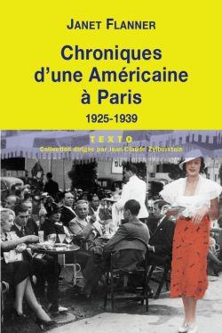 Chroniques d'une Américaine à Paris