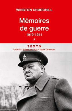 Mémoires de guerre 1919-1941 – Tome I