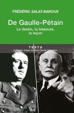 De Gaulle-Pétain