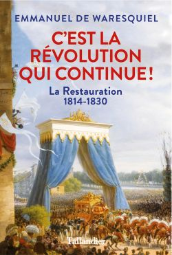 C'est la révolution qui continue !
