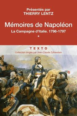 Mémoires de Napoléon – Tome 1