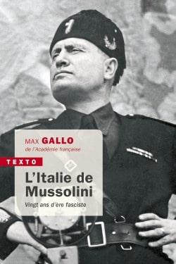 L'Italie de Mussolini