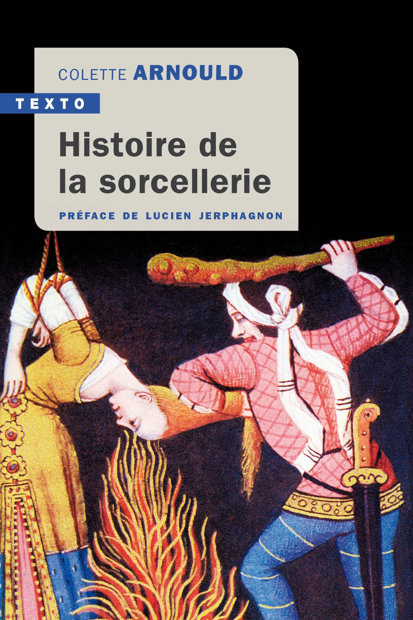 TEXTO-Histoire sorcellerie