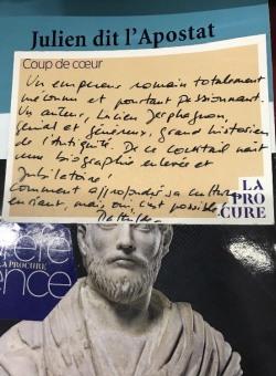 Librairie La Procure