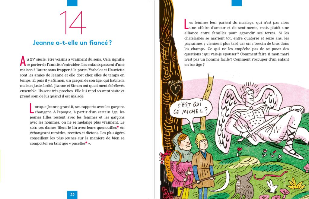 Cétéki Jeanne d'Arc Extrait 5