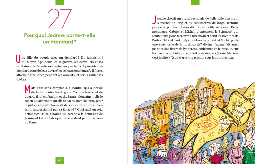 Cétéki Jeanne d'Arc Extrait 3