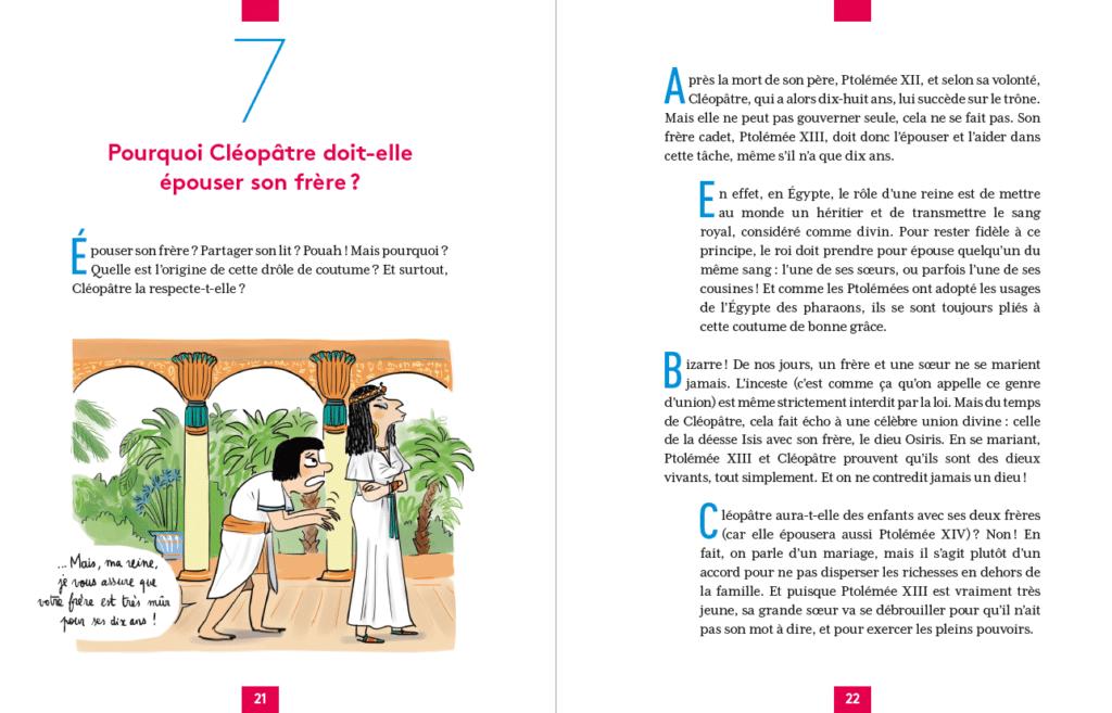 Cétéki Cléopâtre Extrait 4
