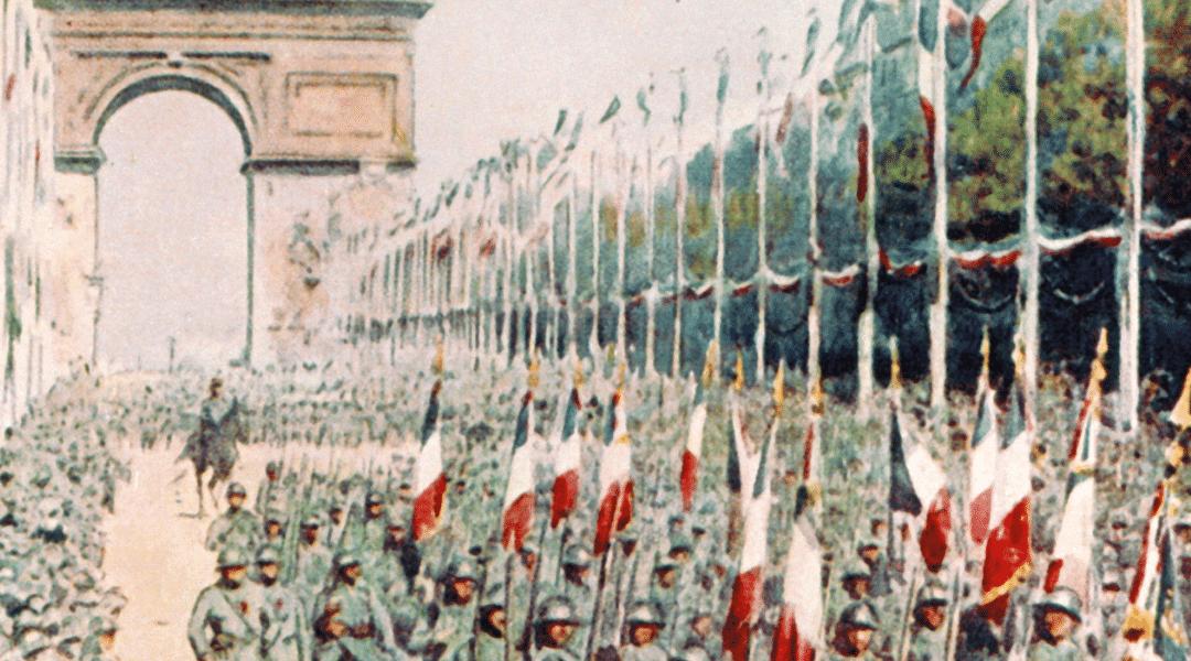 11 novembre 1918, il y a cent ans…