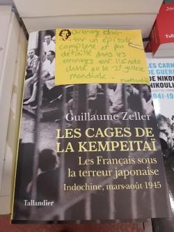 Nathalie, Librairie Gibert Jeune