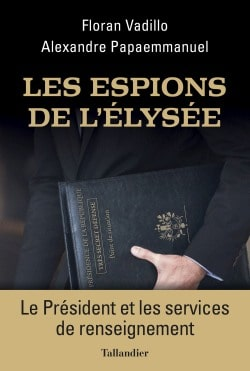 Les Espions de l'Élysée