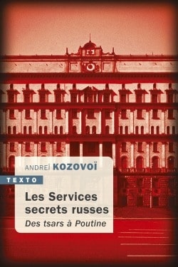 Services secrets russes