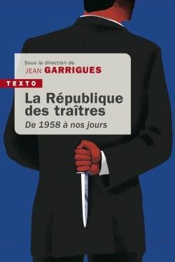 La République des traîtres