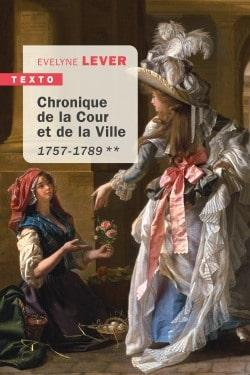 Chronique de la Cour et de la Ville **