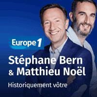 Europe 1 - Historiquement Vôtre - 07/09/21